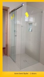 Commercial Shower Screens Sydney